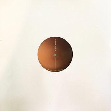 album cover side b of k15 brighter darker vinyl record