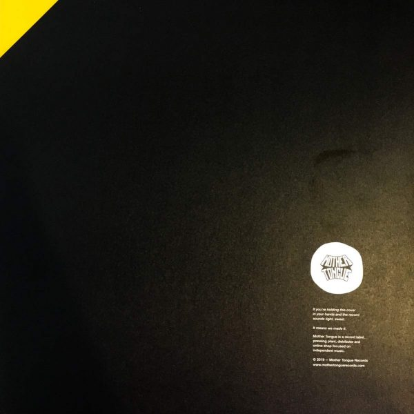 tommaso cappellato butterflying vinyl record jazz nu jazz vinyl album cover side B