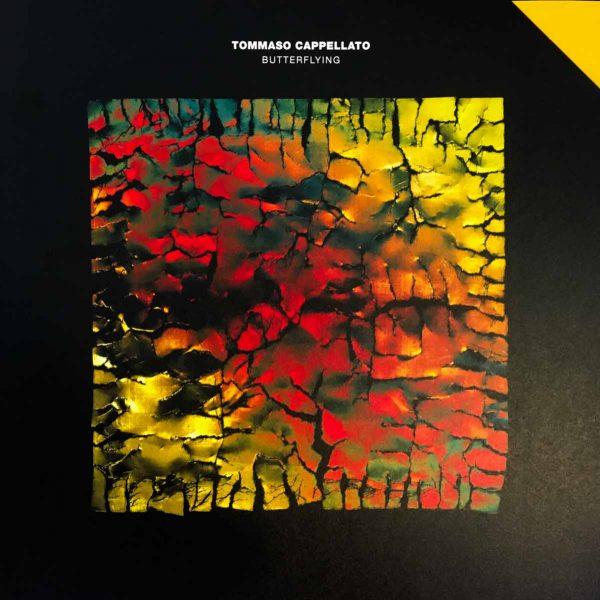 butterflying tommaso cappellato vinyl record jazz vinyl album cover side A