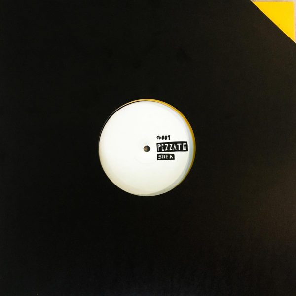 PEZZATE #001 Vinyl record side A by Twice, Volcov and various artists