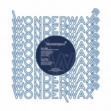 let it fall galactic soul remix vinyl dj spinna ft. lady alma and the rainmakers side A