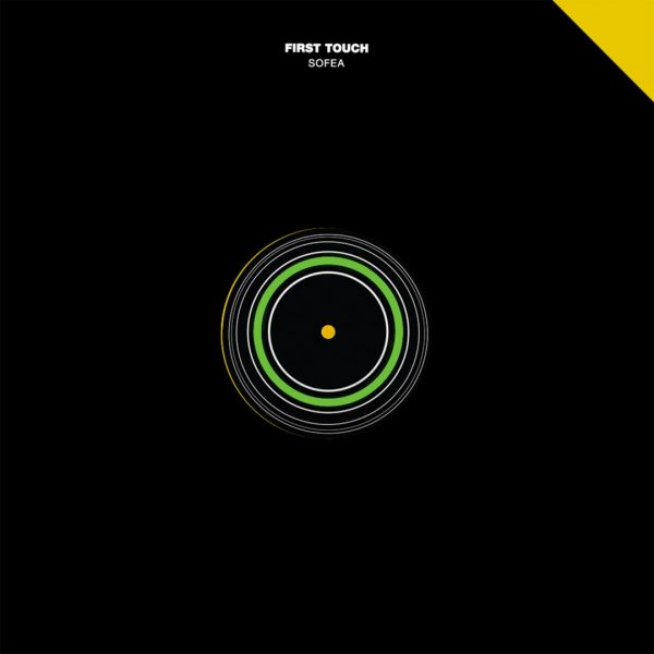 First Touch Galactic Funk DJ Spinna Remix vinyl side A