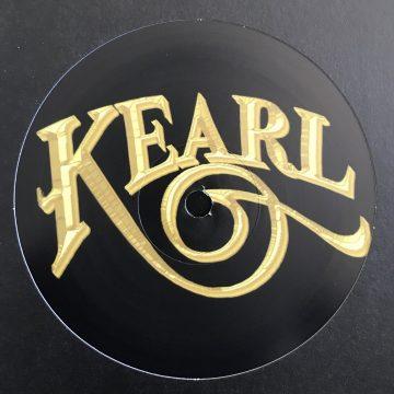 K15 and Earl Jeffers in KEARL EP - vinyl record side B - tracks: Take Flight