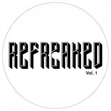dj spinna refreaked volume 1 vinyl record cover pleasure principle unreleased remixes