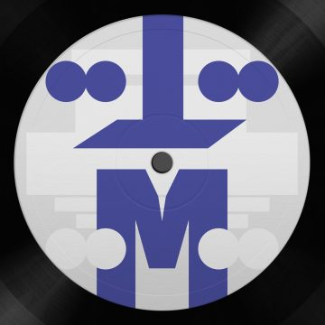Life Recorder's vinyl record side B Time Moods EP with L.F.S and Atmo Drums tracks