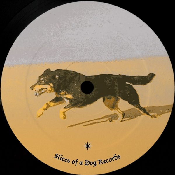 front cover of Jarren's MINA EP vinyl record from slices of a dog records