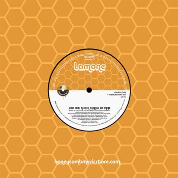 Girl You Need A Change Of Mind vinyl record side b from honeycomb label