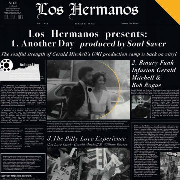 Los Hermanos - Another Day - Side A