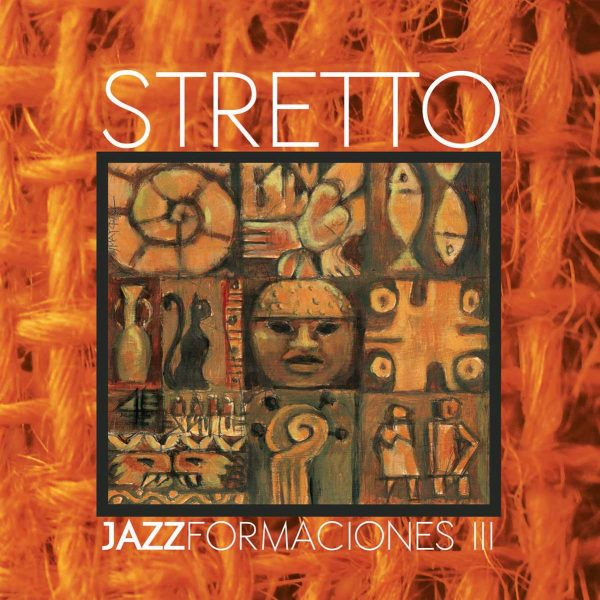 """side A of the Latin American Series by Stretto and Erik Escobar 12"""" EP vinyl record. Boogie, Funk and Disco music"""