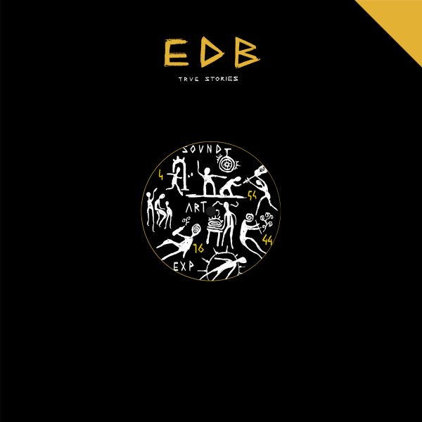 debut vinyl record EP true stories from young italian talent EDB of mother tongue records