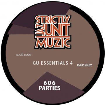 "gu aka cvo in gu essential album number 4 12"" vinyl record from strictly jazz unit muzic"