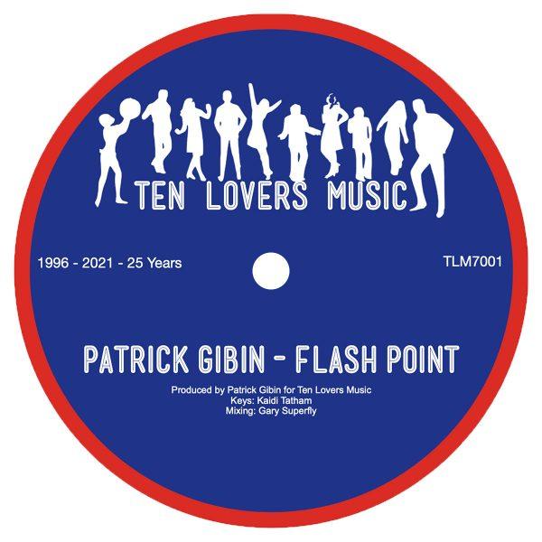 Patrick Gibin - Flash Point