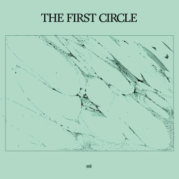 the first circle lp 2nd edition vinyl record by dego, fred p, gerald mitchell, k15 and others. neroli label
