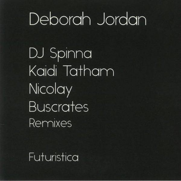 deborah jordan the remix ep vinyl record of horizon and senses feat. kaidi tatham and dj spinna