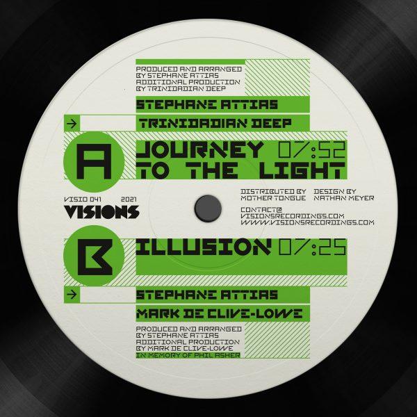 stephane attias Journey To The Light / Illusion