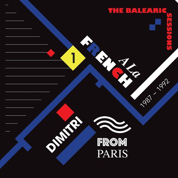 a la french vol.1 vinyl by dj dimitri from paris the balearic sessions