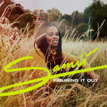 samii figuring it out vinyl record by 2000Black records label, broken beat soul hip hop and rnb music
