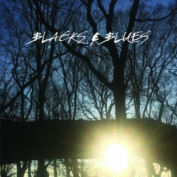 """black and blues 12"""" vinyl record by spin from 2000black label"""