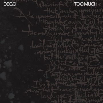 Too Much - Dego