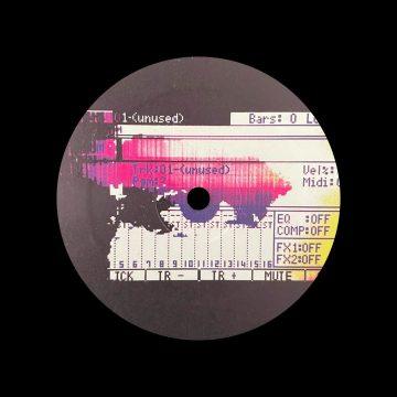 kyle hall mpc dreams vinyl record