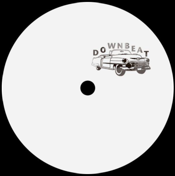 jose rico star dreams vinyl record white cover downbeat label