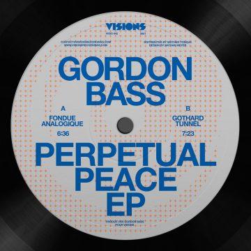 gordon bass perpetual peace ep