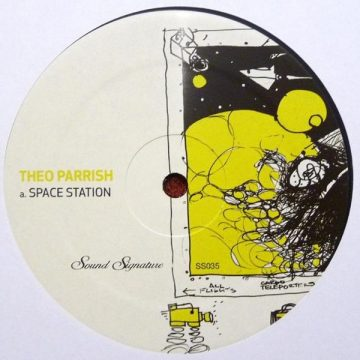 THEO PARRISH SPACE STATION