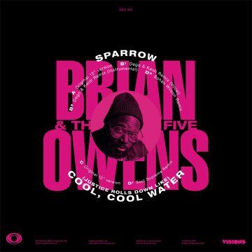 Brian Owens & The Royal Five cool cool water remixes